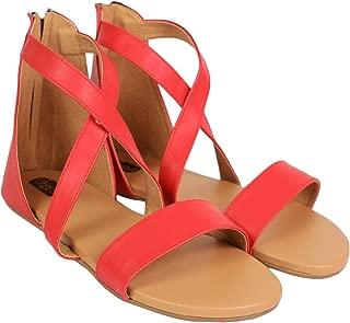 TAYDOL Women Footwear Fancy Sandals