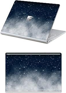 """ملصق MasiBloom أعلى وأسفل لـ 13 """"Microsoft Surface Book 2 (إصدار 2017) 13.5"""" غطاء حماية للكمبيوتر المحمول (لـ 13.5 """"Surfac..."""