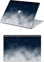 """MasiBloom Top & Bottom Sticker Decal for 13"""" Microsoft Surface Book 2 (2017 Released) 13.5 inch Protective Laptop Cover Sk..."""