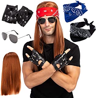 Best rock and roll costume ideas male Reviews