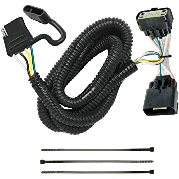 [EQHS_1162]  Amazon.com: Tow Ready 118540 T-One Connector Assembly for ford Explorer:  Sports & Outdoors   2015 Police Explorer Wiring Harness      Amazon.com