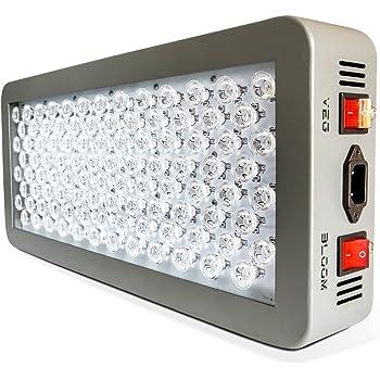 Advanced Platinum Series P300 300w 12-band LED Grow Light - DUAL VEG/FLOWER FULL SPECTRUM