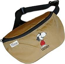 スヌーピー 【SNOOPY】 SNOOPY Embroidery Body Bag(JOE COOL)