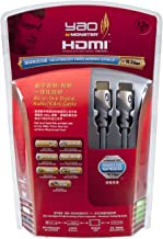 Monster Yao Ming Advanced High Speed HDMI Cable - 1M (YM HDMIB-1M)