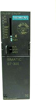 SIMATIC S7-300 CPU315F-2 PN/DP 6ES7315-2FJ14-0AB0 Central Processing Unit with 512 KB Work Memory PLC Controller Module