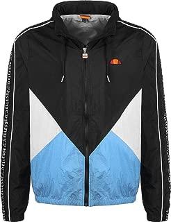 Ellesse Men's Lapaccio Track Jacket, Black