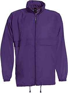 B and C B&C Sirocco Mens Lightweight Jacket/Mens Outer Jackets