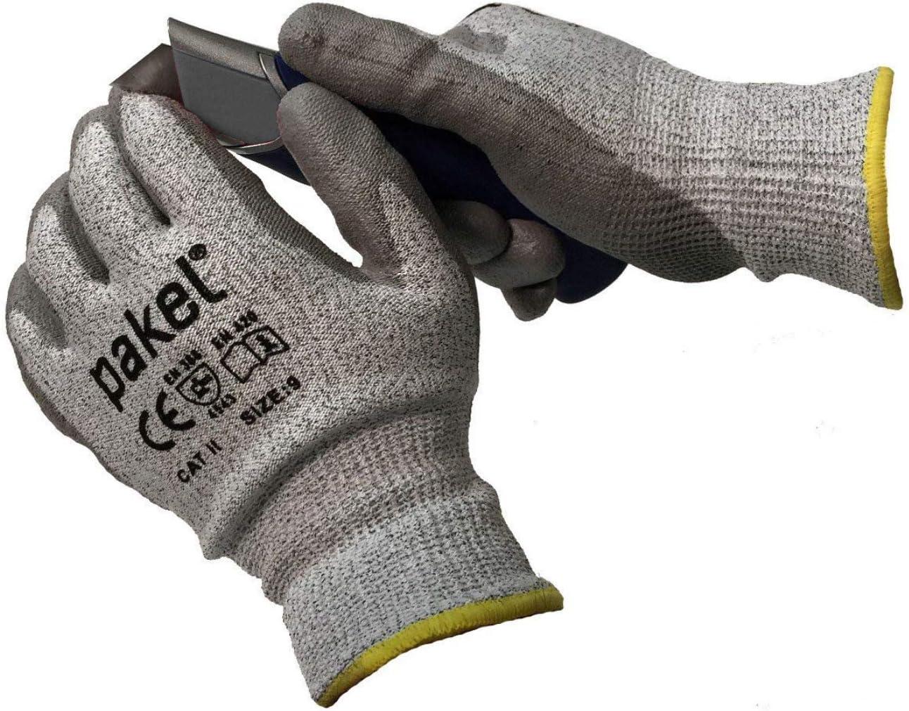 Pakel High Performance En388 CE Nashville-Davidson Mall gift Level Cut Resistant 5 Wrist Knit