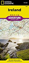 Ireland (National Geographic Adventure Map (3303))