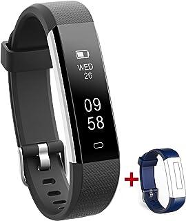 6113ea03c8cb NAKOSITE RAY2433 Reloj Podometro pulsera mujer hombre de actividad  inteligente fitness tracker