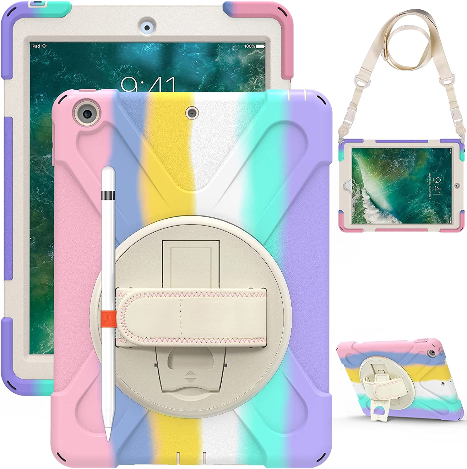Changjia iPad Pro Seattle Mall Spring new work one after another 11 Air 4 Shockproof 10.9 Duty Case Heavy