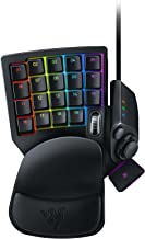 RAZER TARTARUS V2: 32 Progammable Keys - Detachable Palm Rest - Razer Mecha-Membrane Mid-Height Keys - Gaming Keypad