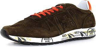 PREMIATA Sneakers Uomo Eric 4738 Camoscio Verde Scuro