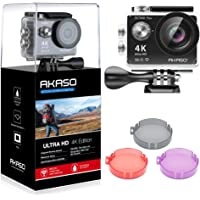 AKASO EK7000 Plus 4K 16MP WiFi Action Camera