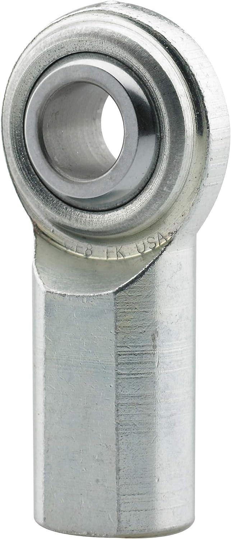 FK Bearing CF12MF Female Rod End, Metric 12mm Bore x M12 X 1.25