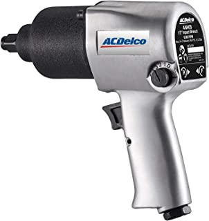 """ACDelco ANI405 Heavy Duty Twin Hammer 1/2"""" Air Impact Wrench Pneumatic Tools"""