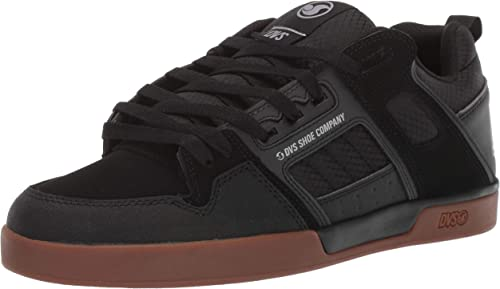 DVS Comanche 2.0+ chaussures - noir Gum Nubuck-UK Nubuck-UK Nubuck-UK 8 a51