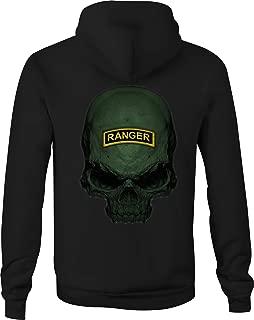Zip Up Hoodie Alabama Map Hooded Sweatshirt for Men