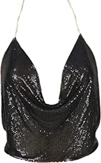 backless chain top