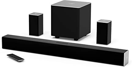 VIZIO 2017 32 Inch 5.1 Sound Bar, Speakers, Subwoofer (Renewed)