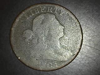 1803 Large Cent 1c G