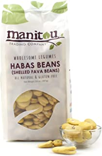Habas Beans, 2 / 14 Ounce Quad Seal Case by Manitou Trading Company