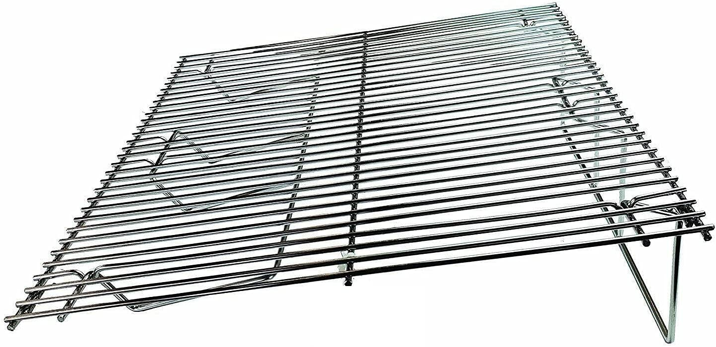 KABU Davy Crockett Collapsible Selling and Store selling Upper Rack Grill Shelf Cam Pellet
