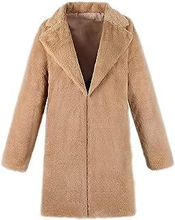 Surprise S Plus Size Jacket Women Lamb Coat Long Loose Winter Ry Coats Elegant Women
