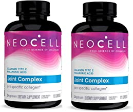 Neocell Collagen Type 2 Immucell Complete Joint Support Capsules, 2400 Mg, 120 Count (120x2)