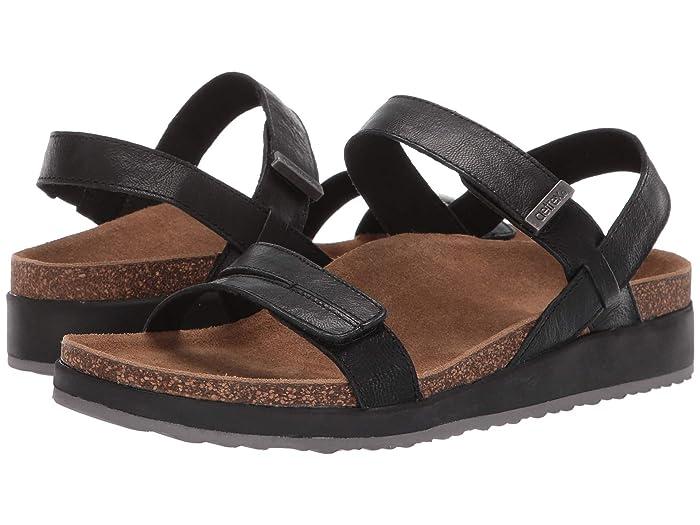 Aetrex  Bethany (Black 2) Womens Sandals
