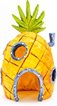 Penn-Plax Officially Licensed Nickelodeon SpongeBob Aquarium Ornament – SpongeBob's..