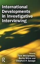 International Developments in Investigative Interviewing