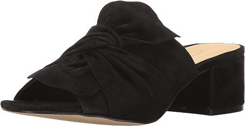Woherren Marlowe Mule Sandal, schwarz Suede, 8.5 M US
