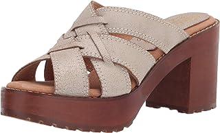 Sbicca Women's Crisscross Sandal Heeled