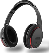 Active Noise Cancelling Bluetooth Headphones - Compatible for Smartphones/Tablet/Computer - Reduce Air Travel Engine Noise - [EP735 Grey]