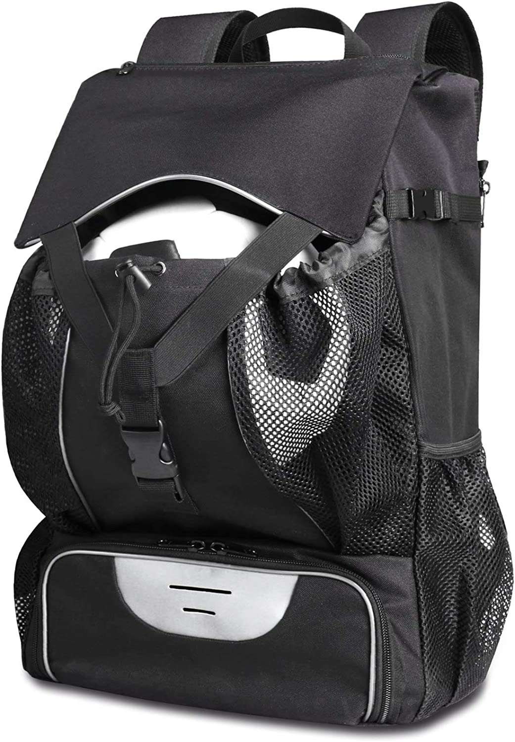 ESTARER Soccer Bag It is very popular Backpack Fit Basketball Vol Football Baseball Beauty products