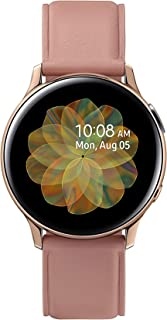Samsung Galaxy Watch Active 2 - Stainless Steel, 44mm, Gold