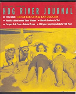 HOG RIVER JOURNAL V4#3 Edith A Stoehr New-Gate Prison Beatrix Farrand 2006