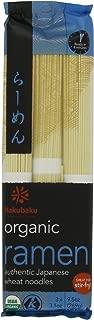 Hakubaku Organic Ramen, 9.5-Ounce (Pack of 8)