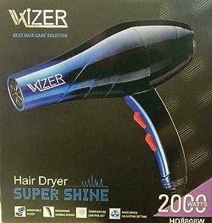 Posten Anker Blauer Premium Haarföhn Haar Trockner Föhn Haartrockner 2000 Watt Stylingdüse Haarfön