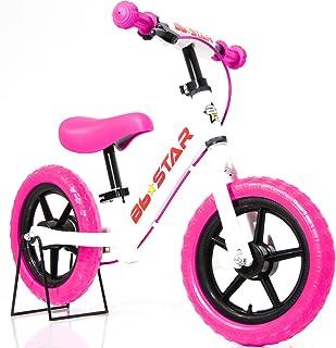 子供用自転車ランニングバイク Bb★STAR ペダルなし自転車 キックバイク トレーニングバイク キッズバイク おもちゃ 乗用玩具 子供 幼児 子供自転車 プレゼントに最適 BB★STAR