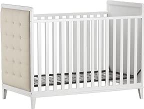 Little Seeds Monarch Hill Avery Upholstered Crib, White