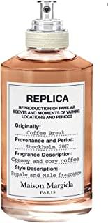 Maison Margiela Replica Coffee Break Eau de Toilette For Unisex, 100 ml