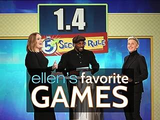 Ellen's Favorite Games