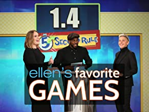 Ellen's Favorite Games
