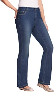 Sponsored Ad - Woman Within Women`s Plus Size Bootcut Stretch Jean