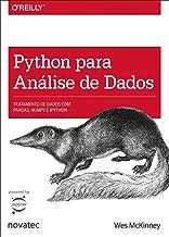 Python Para Análise de Dados: Tratamento de Dados com Pandas, NumPy e IPython