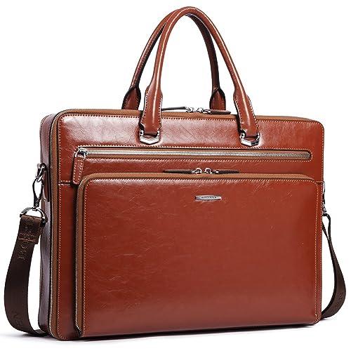 Women's Leather Laptop Bags: Amazon.com