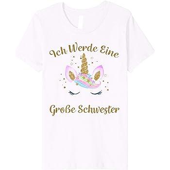 M/ädchen Kinder T-Shirt Die Weltbeste gro/ße Schwester Shirtracer Geschwisterliebe Kind