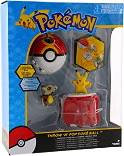Pokémon Throw n Pop Poke Ball Duel Set